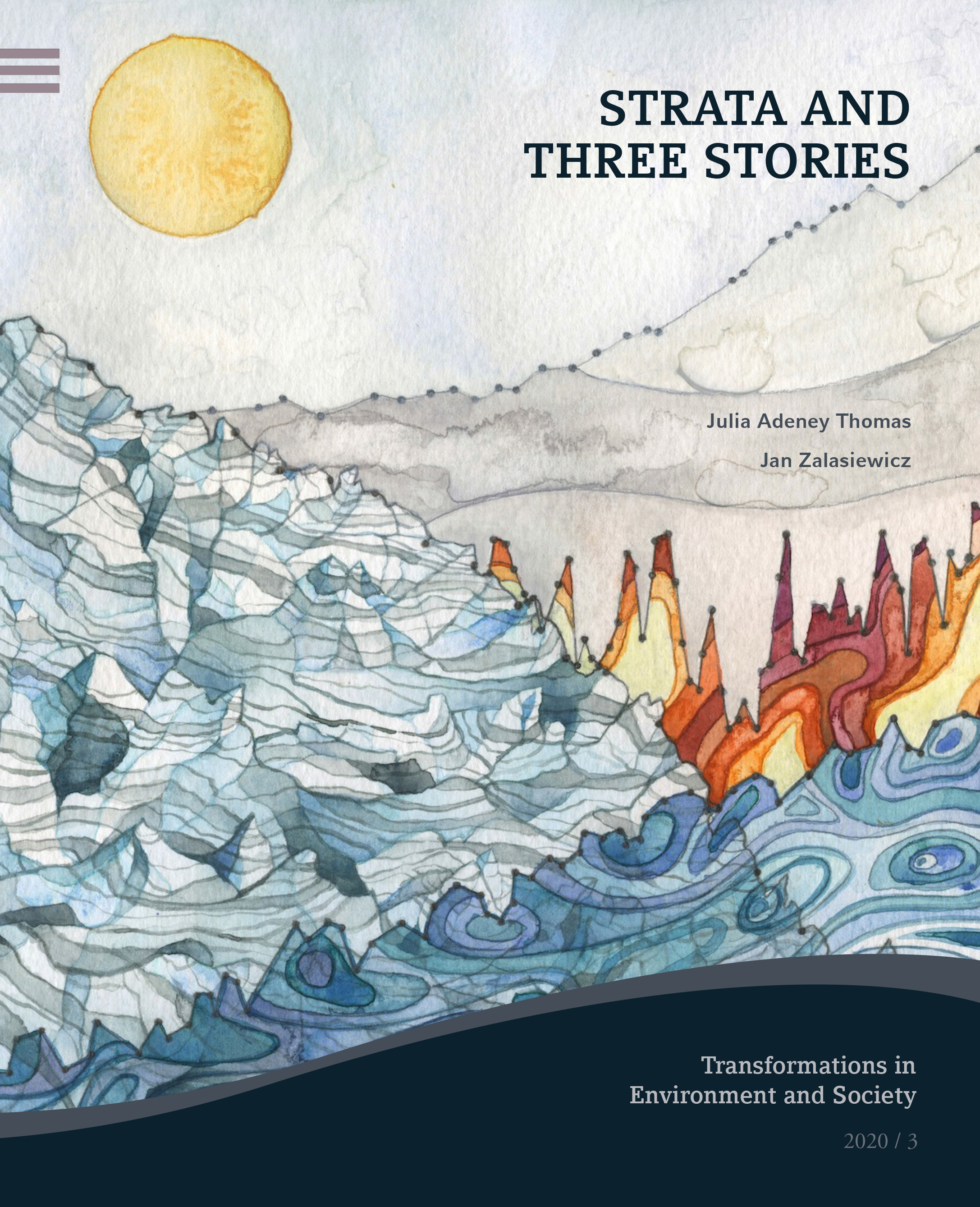 FRONTCOVER_2020_i3_Strata_and_Three_Stories
