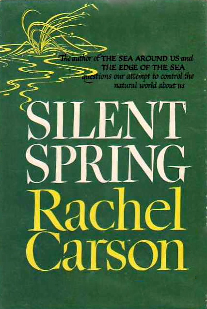the use and combinations of pathos ethos and logos in silent spring a book by rachel carson